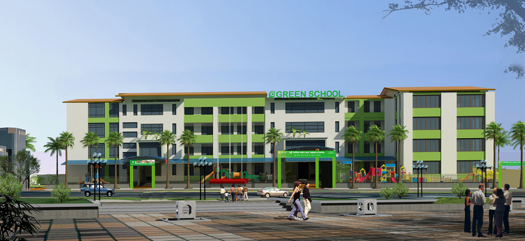 truong-mam-non-green-school