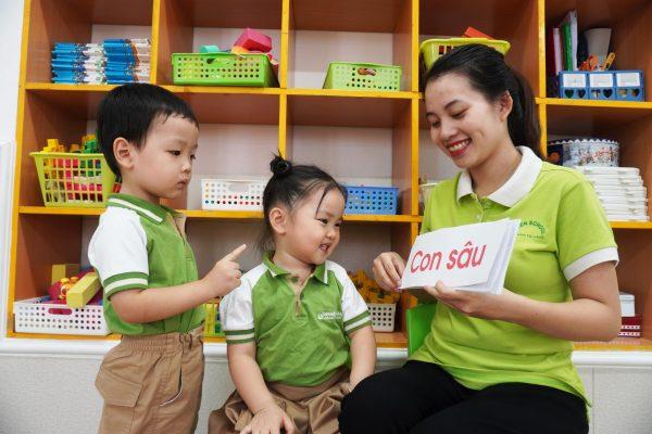 Phương pháp giáo dục sớm Glenn Doman - Hệ Thống Giáo Dục Green School