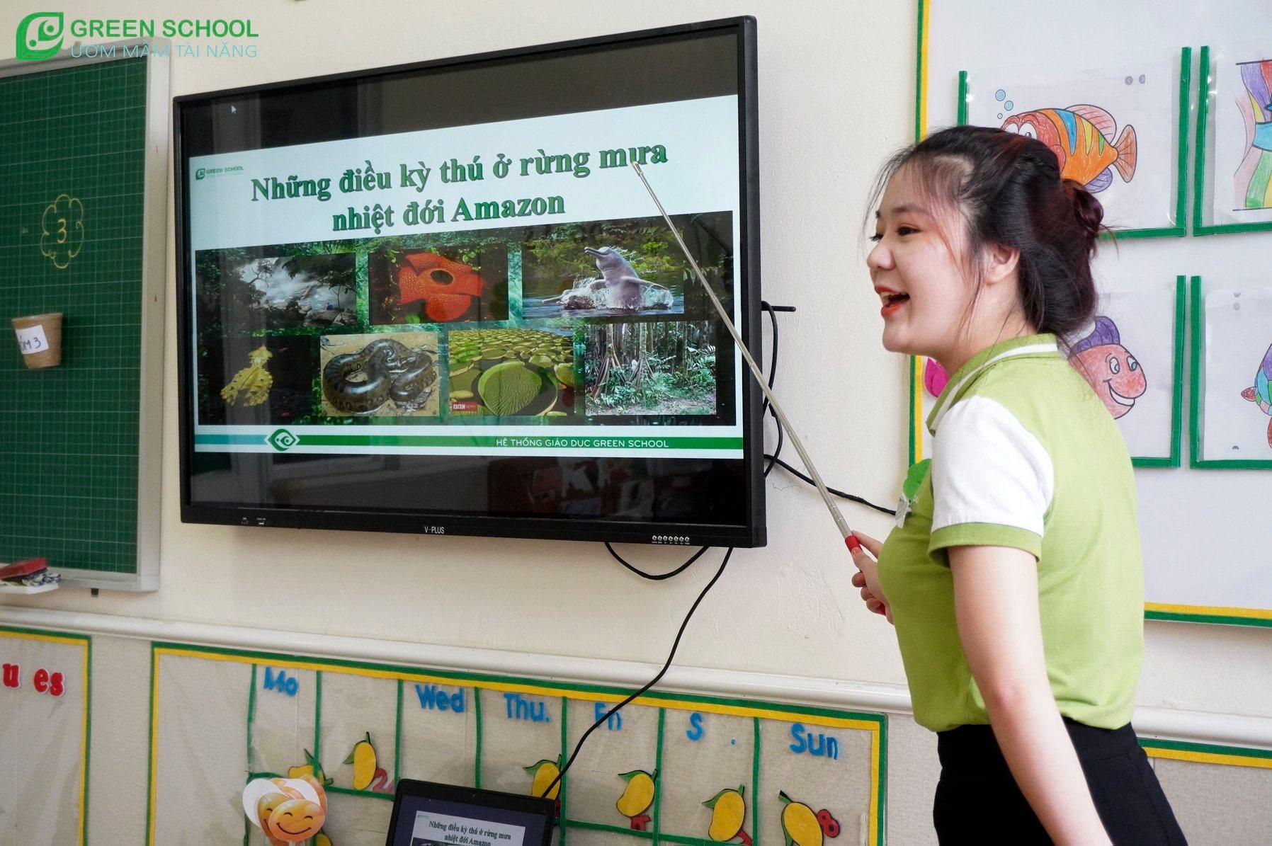 1 9 Độc đáo cách kể chuyện có 1 0 2 tại Green School