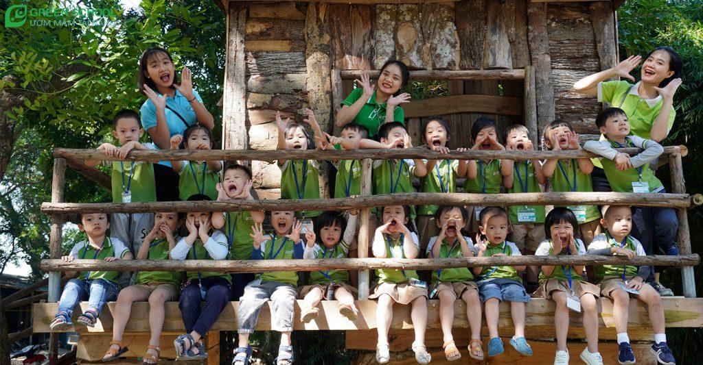 Green-school-my-dinh