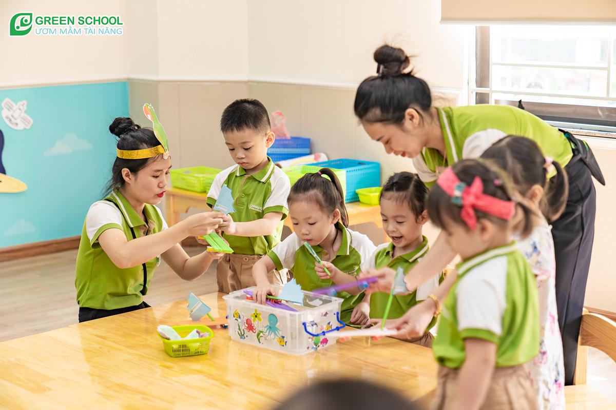 Chọn trường mầm non cho trẻ, những tiêu chí nhất định mà ba mẹ nào cũng cần phải biết có thể tìm được đúng trường mầm non giúp con phát triển một cách toàn diện