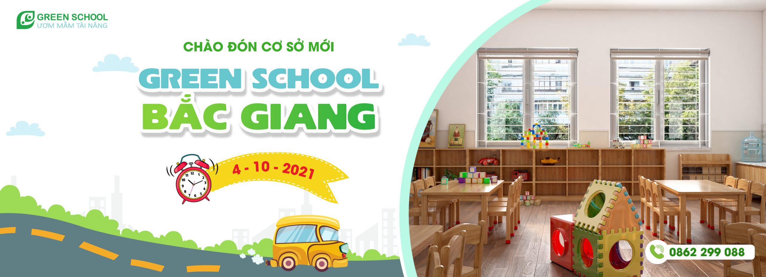 Ánh mắt háo hức đếm ngược sự kiện khai trương cơ sở Green School Bắc Giang - Trường Mầm Non Tư Thục Quốc Tế Thăng Long